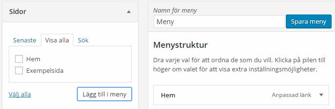 meny-hemsida-wordpress